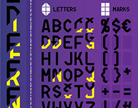 Differentiator free font