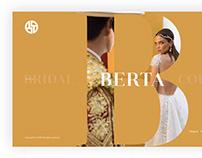 BERTA - redezign concept