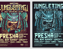 Jungle Ting! Poster
