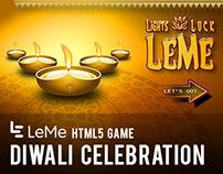 LeMe Community | HTML5 Game - Diwali Celebration