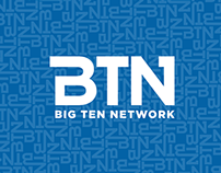 Big Ten Network Rebrand Concept