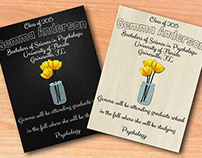 New Graduation Announcements