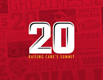 Raising Canes 20/20 Conference