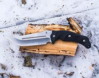 Knife prototype