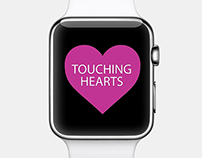 Touching Hearts / Video case