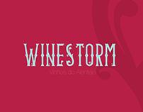 WineStorm - App Prototype