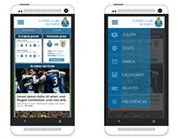 Football App - 2016