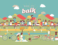 Baik TV - Canal 13 Cable