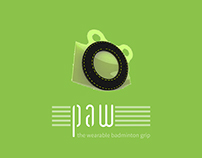 PAW | a breathable grip
