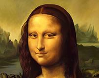 Mona Lisa (sketch)