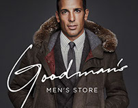 Bergdorf Goodman Web Projects