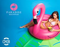 Campagna SS16 Paradise Beachwear