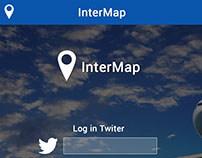 Interface design for App