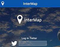 Interface design for App