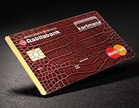Rabita Bank - Plastic Card concept