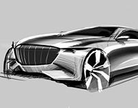 Car Sketch/Idea/Training - 2