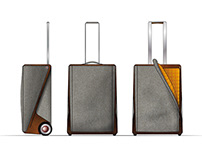 Delsey Cabin Luggage / 2012