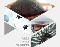 Arts And Gadgets 30-09-2015