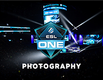 ESL One New York Photography