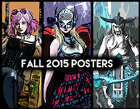 Fall 2015 Posters