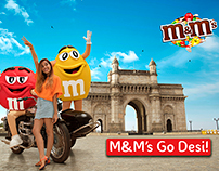 M & M Advertising Commercial