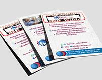 Brochure for psychology practice