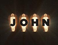 Sermon Series: JOHN