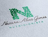 Naiara Alves Gomes Nutricionista | ID Visual
