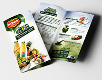 Del Monte Fresh Garden Order Now We Deliver Menu