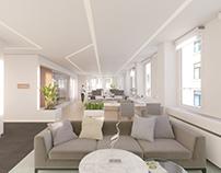 Office Design Proposal in Zurich
