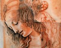 Recreation of Leonardo's Sketch