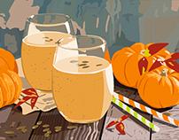 Reliv Pumpkin Pie Protein Power Shake