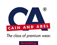 Cain & Abel- Branding
