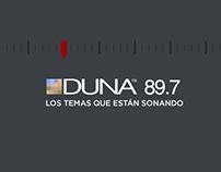 Campaña 2015 - Radio Duna