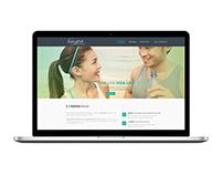 Redesign Website // Vida Leve