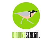 Identidad Corporativa Birding Senegal