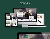 SIGNORIA - Responsive Online Shop