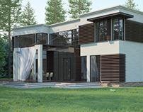 Redesign of facades