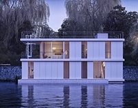 Floating House | Dom na wodzie