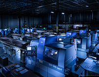 Revolution in Automation: An Industrial Architecture In