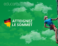 Social Media - Educaro Ads Campaign
