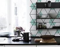 Trekant - Tile Design for Scandinavia
