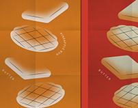 菠蘿麵包 ぼろパン BOLO PAN 品牌規劃