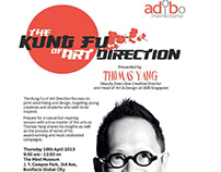 adobo main course: Kung Fu of Art Direction
