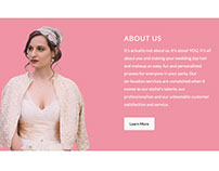 Beautiful Brides Philly - Wordpress Theme Setup