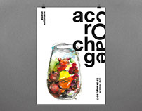 Poster - Accrochage