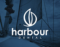 Harbour Dental Branding