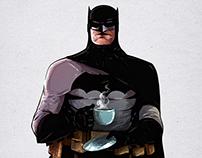 Batman - Coffe Break