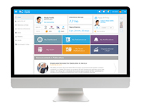 Human Capital Dashboard Website