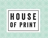 design de superfície • House of Print